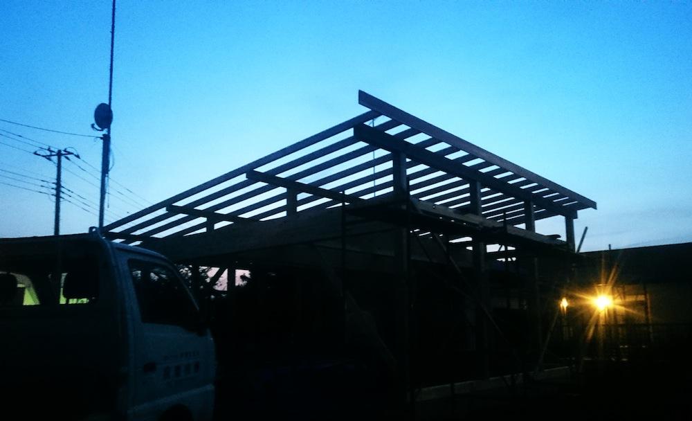 Carport + Atelier